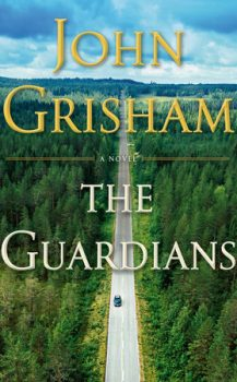 Audio Book : The Guardians by, John Grisham