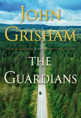 Audio Book : The Guardians by, John Grisham