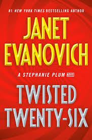 Audio Book : Twisted Twenty Six by, Janet Evonovitch