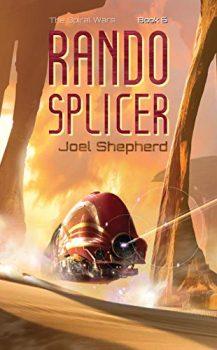 Audio Book : Rando Splicer by, Joel Shepard