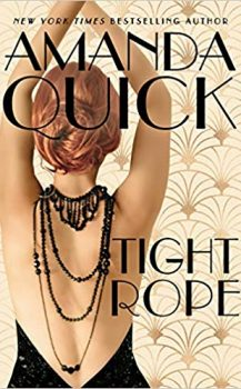 Audio Book : Tightrope by, Amanda Quick
