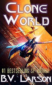 Audio Book : Clone World by, B.V. Larson