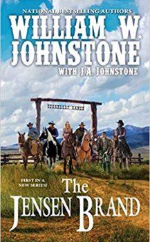 Audio Book : The Jensen Brand by, William W Johnstone