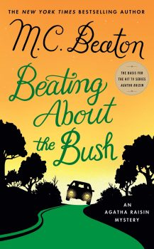 Audio Book : Beating Around the Bush by, MC Beaton