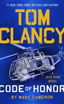 Audio Book : Code of Honor by, Tom Clancy