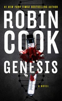 Audio Book : Genesis by, Robin Cook