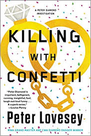 Audio Book : Killing with Confetti by. Peter Lovesey