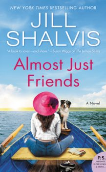 Audio Book : Almost Just Friends by, Jill Shalvis