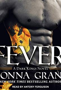 Audio Book : Fever by, Donna Grant