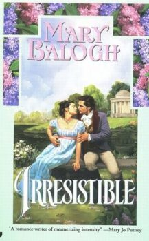 Audio Book : Irresistible by, Mary Balogh