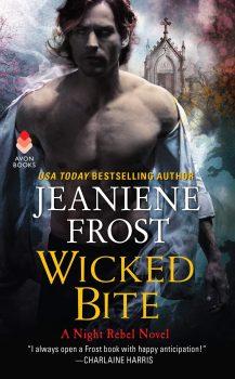 Audio Book : Wicked Bite by, Jeaniene Frost