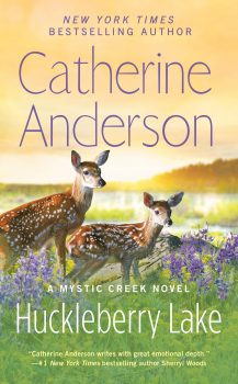 Audio Book : Huckleberry Lake by, Catherine Anderson