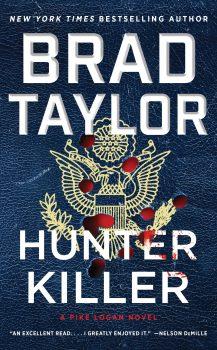 Audio Book : Hunter Killer by, Brad Taylor