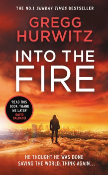 Audio Book : Into the Fire by, Gregg Hurwitz