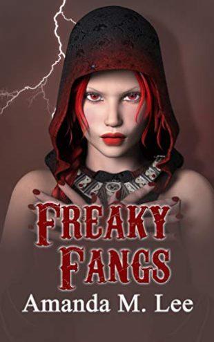 Audio Book : Freaky Fangs by, Amanda M Lee