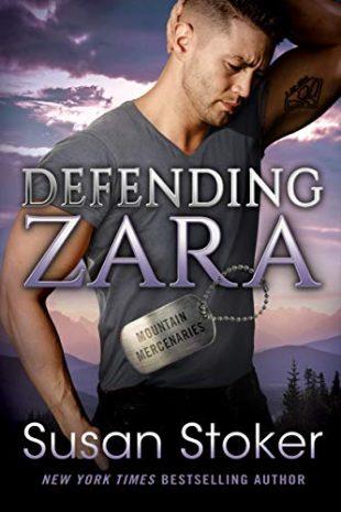 Audio Book : Defending Zara by, Susan Stoker