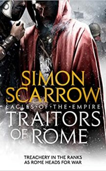Audio Book : Traitors of Rome by, Simon Scarrow