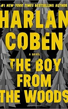 Audio Book : The Boy from the Woods by, Harlan Coben