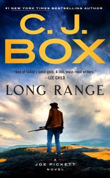 Audio Book : Long Range by, C J Box