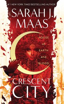 Audio Book : House of Earth and Blood by, Sarah J Maas