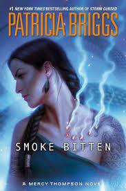 Audio Book : Smoke Bitten by, Patricia Briggs