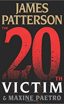 Audio Book : 20th Victim by, James Patterson
