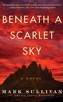 Audio Book : Beneath a Scarlet Sky by, Mark T Sullivan