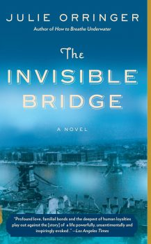 Audio Book : The Invisible Bridge by, Julie Orringer