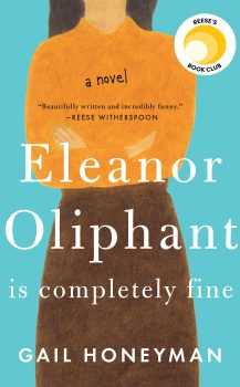 Audio Book : Eleanor Oliphant is Completely Fine by, Gail Honeyman