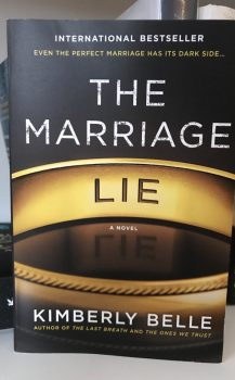 Audio Book : The Marriage Lie by, Kimberly Belle